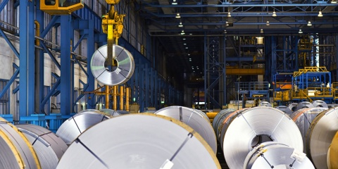 Gloning Krantechnik Branchen Metallerzeugnisse