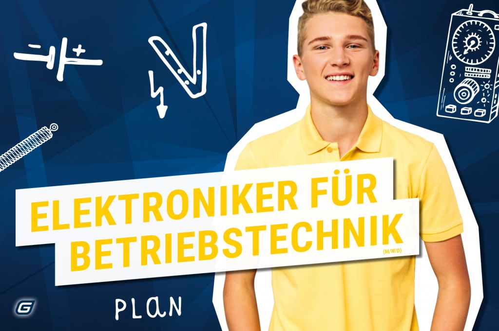 Gloning Krantechnik Ausbildung Elektroniker für Betriebstechnik