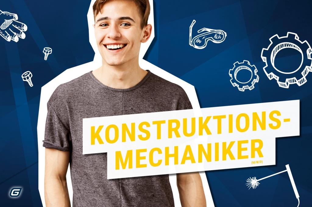 Gloning Krantechnik Ausbildung Konstruktionsmechaniker
