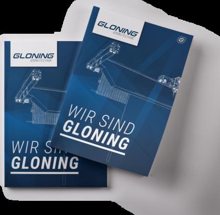 Gloning Krantechnik Imagebroschüre